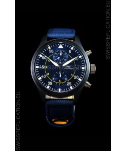 IWC Pilot's Chronograph IW389008 Blue Angels Edition 1:1 Mirror Replica Watch