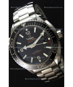 Omega Seamaster Planet Ocean 600M Black Dial 43.5MM Updated Swiss 1:1 Edition Watch