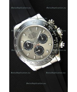 Rolex Cosmograph Daytona 116519LN Steel Original Cal.4130 Movement - Improved Ultimate 904L Steel Watch