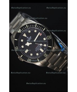 Tudor Pelagos Titanium Swiss Replica Watch - Lefty Edition 1:1 Mirror Replica