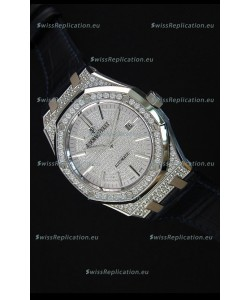 Audemars Piguet Royal Oak 15452BC.ZZ.1258BC.01 37MM 1:1 Mirror Watch in Steel