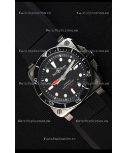 Bell & Ross BR03-92 Diver Steel Swiss Replica Watch 1:1 Mirror Replica