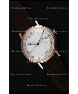 Breguet Classique 5177BR/12/9V6 Rose Gold Watch with Roman Hour Markers