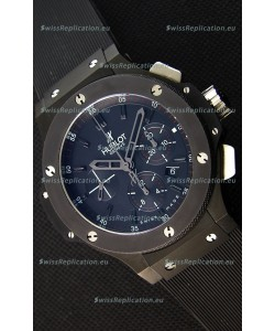 Hublot Big Bang All Black PVD Swiss Replica Watch : 1:1 Mirror Replica