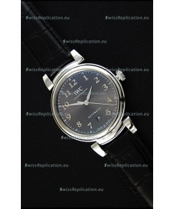 IWC Schaffhausen DA Vinci IW356602 Automatic Swiss Watch White Dial 1:1 Mirror Replica