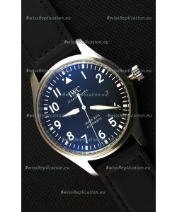 IWC Pilot's MARK XVIII IW327009 Black Dial Swiss Replica Watch 1:1 Mirror Edition
