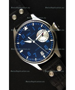 IWC BIG Pilot's Alexei Nemov IW500431 Swiss - Functional Power Reserve 1:1 Mirror Replica