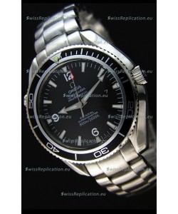 Omega Seamaster Planet Ocean Japanese Replica Watch - 45MM
