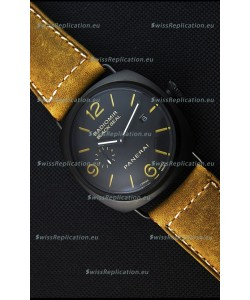Panerai Radiomir Black Seal PAM292 Japanese Replica Watch in Black Dial