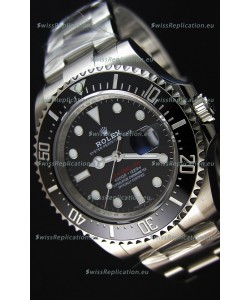 Rolex Sea-Dweller 50h Anniversary REF# 126600 Swiss Replica 1:1 Mirror - Ultimate 904L Steel Watch