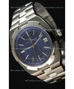 Vacheron Constantin Overseas Blue Dial Swiss Replica 1:1 Mirror Watch