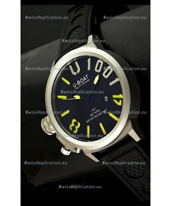 U Boat U-1001 Edition Japanese Drive Automatic Steel Watch