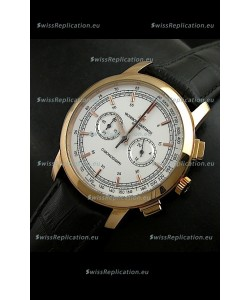 Vacheron Constantin Malte Calender Japanese Gold Watch